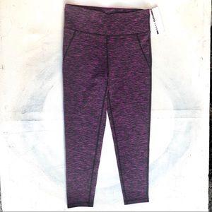 "Dkny Pants - NWT DKNY Sport Hi Waist 7/8"" Length Gym Leggings"